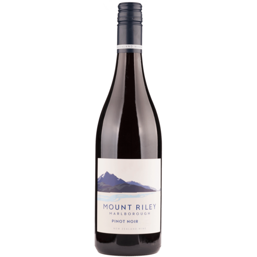 2015er Marlborough Pinot Noir, Mount Riley