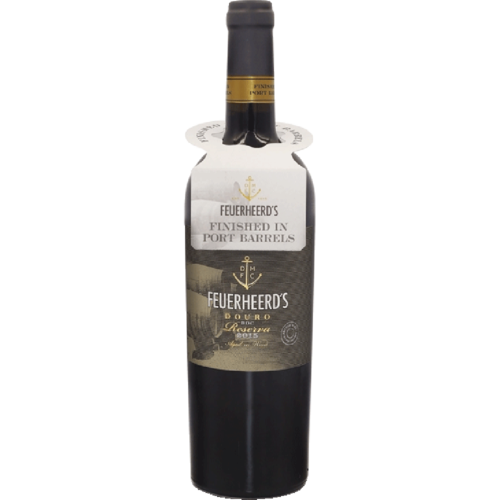 2017er Douro Reserva DO, Feuerheerds