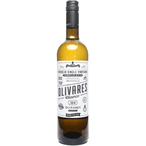 "2018er Jumilla Blanco Verdejo D.O.P. ""Single Vineyard"", Bodegas Olivares"